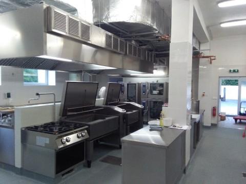 Rekonstrukce kuchyně - 2018